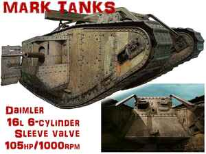 【モンスターマシンに昂ぶる】コードネーム「水運搬車」と呼ばれた地を這う怪物「戦車」[第4回]