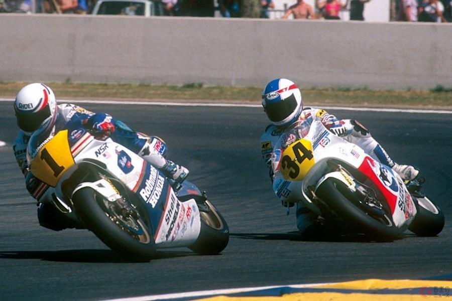 80年代グランプリは熱かった! レジェンドライダー エディ・ローソンの軌跡を追う