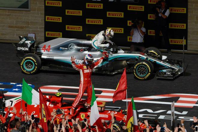 ハミルトン3位「僕らは自分で自分を追い込んだ。強さがなく戦略も決まらず」:F1アメリカGP日曜