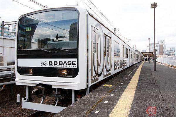 サイクル列車「B.B.BASE」がバスに! 東京・両国から滋賀県「ビワイチ」の旅へ出発