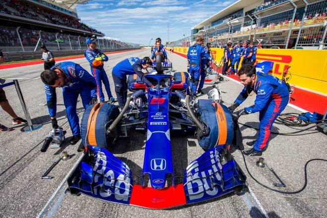 ホンダ田辺TD「予選の速さを決勝では発揮できず。パッケージとしての実力不足を実感」:F1アメリカGP日曜