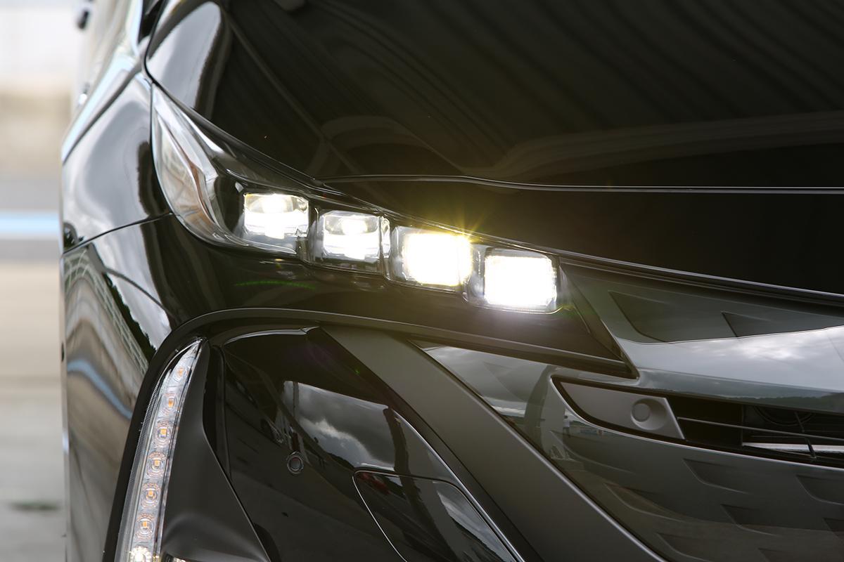 オシャレで明るく安全で長寿命なLEDヘッドライトがもつ意外なマイナス面とは