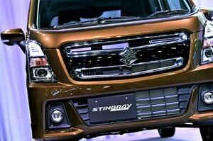 6代目新型ワゴンRはまさかの3パターン・デザインで登場