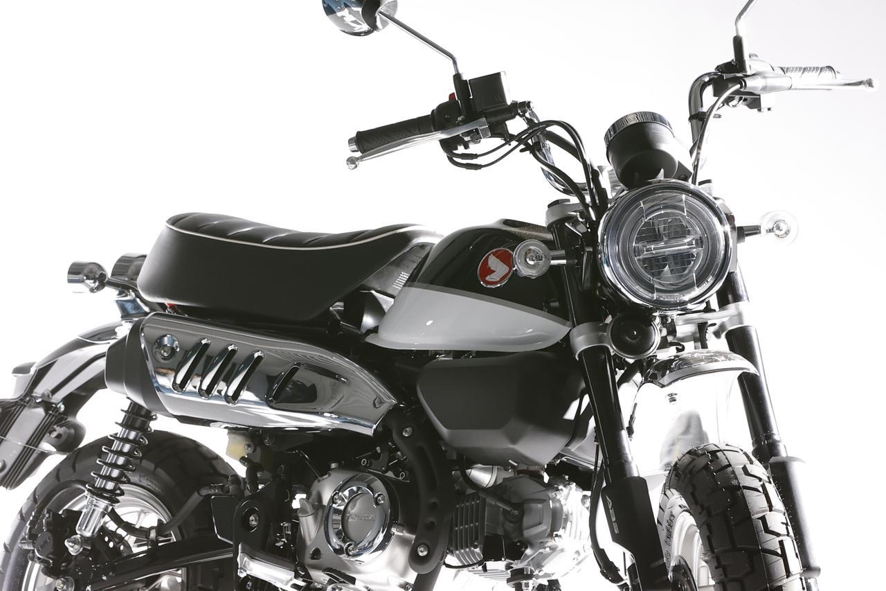 ドキッとする大人の『黒』 ホンダ「モンキー125」の2020年モデルに新色が登場、価格は変わらず4月3日(金)発売!