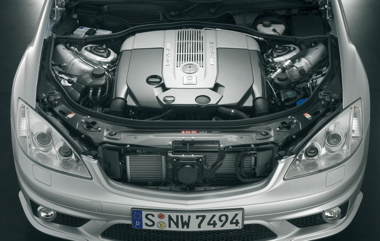 【ヒットの法則188】メルセデス・ベンツ S65 AMG ロング(W221型)はAMGのあり方を鮮明に提示した