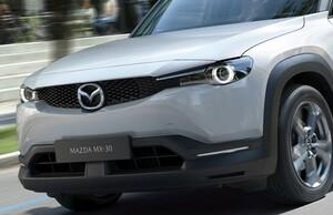【欧州でオーダー開始!】世界戦略EV マツダ新型MX-30のスペック&価格判明!!