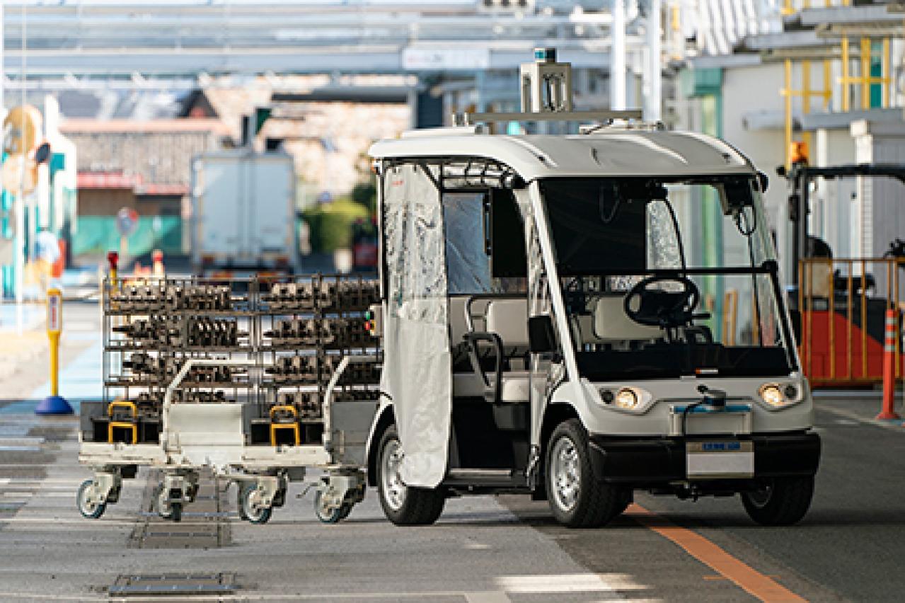 ヤマハ発動機、ティアフォー:工場内物流の自動運転化を目指し自動搬送ソリューションの合弁会社を設立