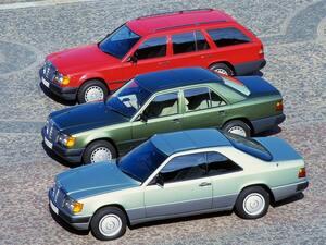 メルセデス・ベンツ 124シリーズをふり返る。自ら「過剰品質」と評したEクラスの偉大なる祖先