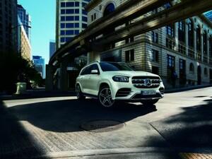 最高出力489PS、最大トルク700Nm!メルセデス・ベンツが最上級SUV「GLS580 4MATICスポーツ」を発売