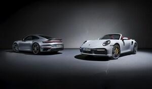 ポルシェジャパン、911ターボSの受注を開始