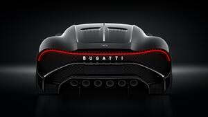 ブガッティが積極活用する3Dプリント技術。ハイパーカーのテールに見るテクノロジーの粋