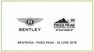 ベントレーがSUVのベンテイガでパイクスピークに挑戦する!