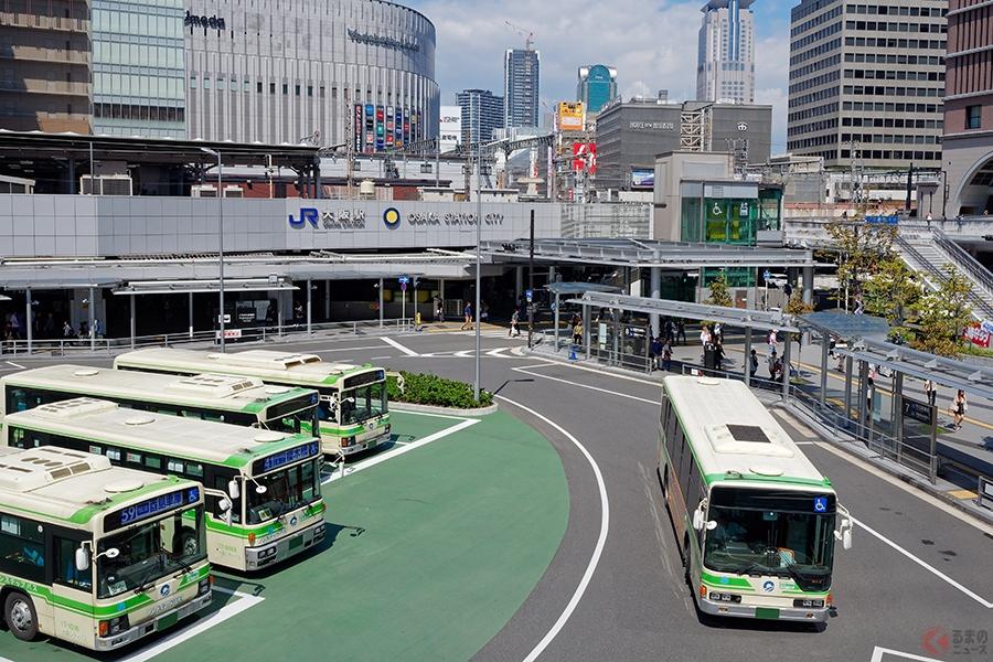待ち時間や所要時間を表示 進化したバス停を支えている最新技術とは
