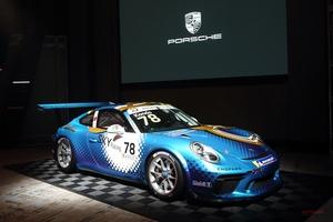 718ケイマンGT4クラブスポーツ/eレース ポルシェ・ジャパン、2019年モータースポーツ活動