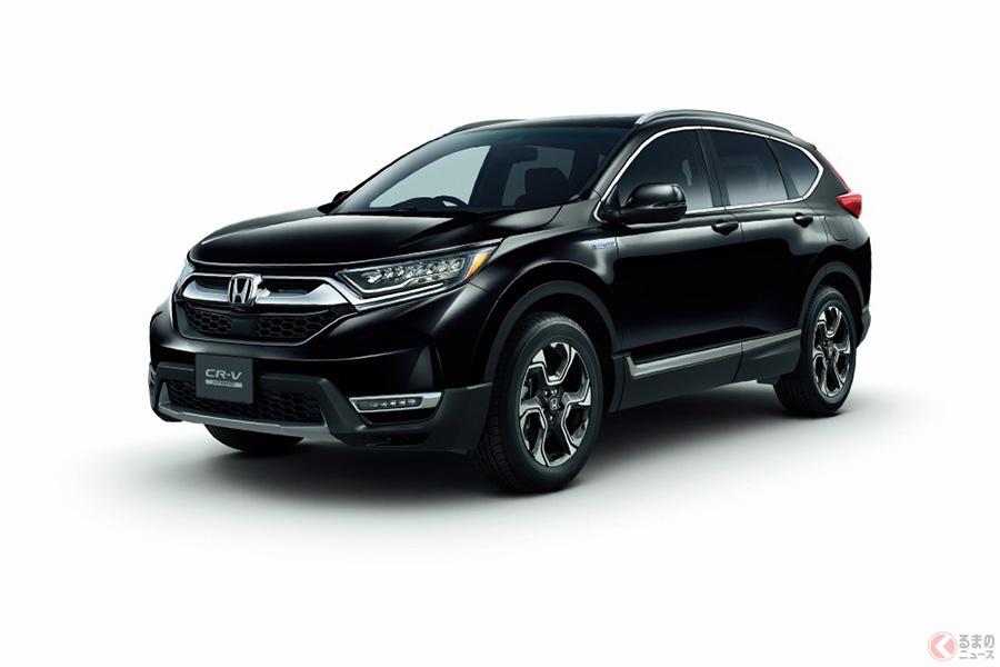 ホンダ新型「CR-V」発売 3列シートSUVとホンダ初のSport Hybrid i-MMD+AWDも搭載!