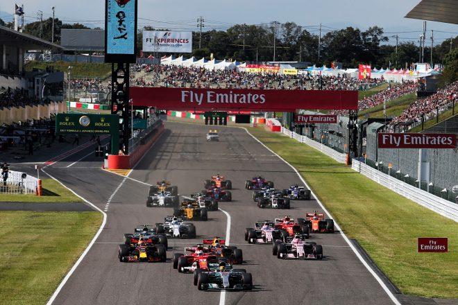 2019年F1暫定カレンダーが発表。21戦開催で12月に閉幕、日本GPは10月13日に