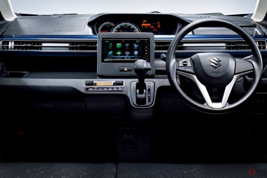 スズキ「ワゴンR」にデュアルカメラの自動ブレーキを標準装備した25周年記念限定モデル登場