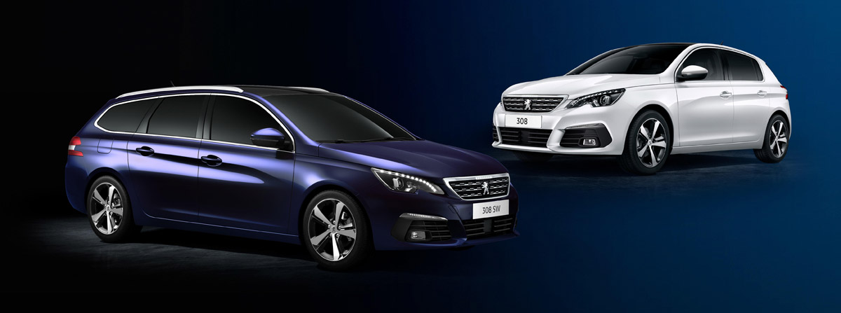 プジョー、安全・運転支援装備を強化した「308 Allure BlueHDi TECH PACK EDITION」発売