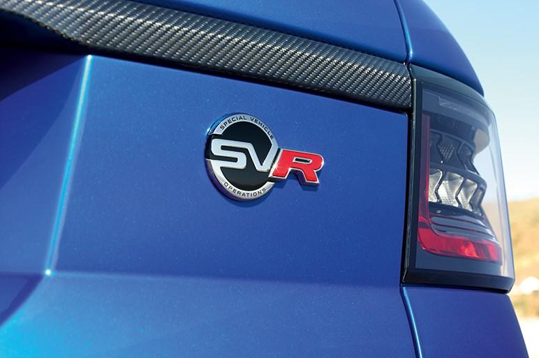 レンジローバースポーツがアップデートしPHEVも設定。「SVR」は最高出力アップ