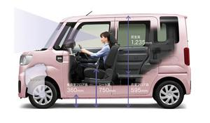 ダイハツ 新ジャンルの軽商用車「ハイゼット キャディー」がデビュー