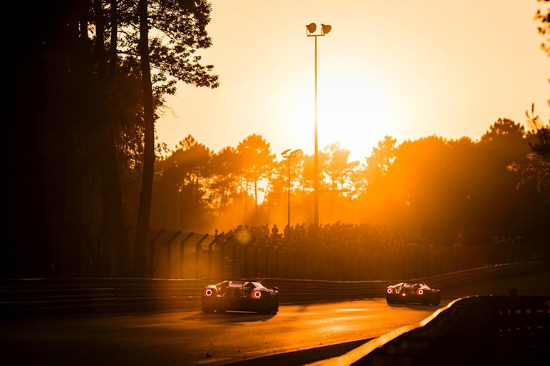 オフィシャルフォトで振り返る、ル・マン24時間レース2017