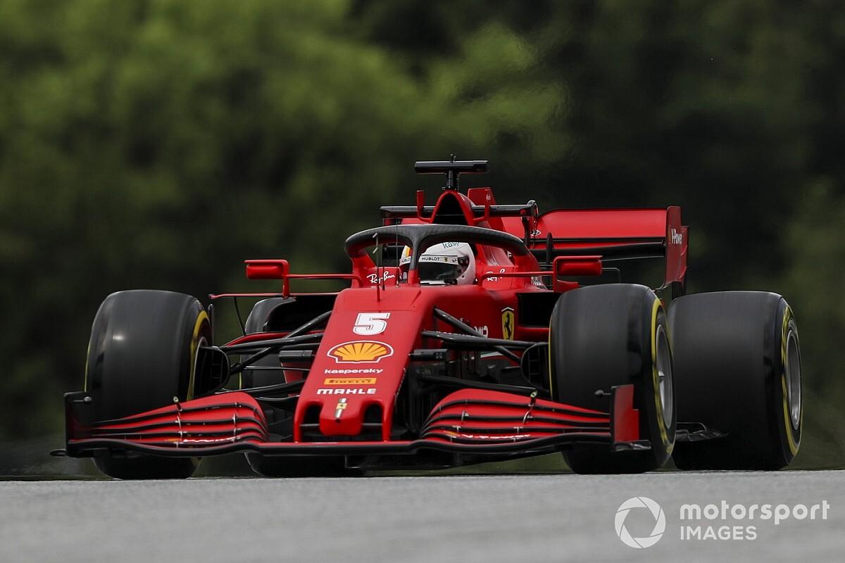 フェラーリ離脱が決まっていてもチームオーダーに従う? ベッテル「アプローチを変えるつもりはない」