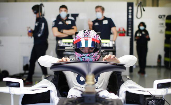 ガスリー、最多周回を走行「マシンへの理解を進めるため大量の分析が必要」アルファタウリ・ホンダ F1オーストリアGP金曜