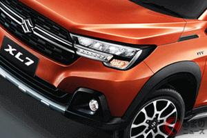 スズキ新型SUV「XL7」発表! SUVとミニバンを合わせた3列モデルとして登場
