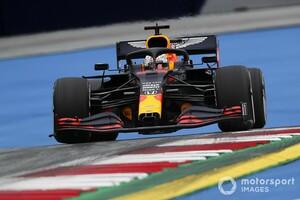 F1オーストリアFP3速報:ハミルトンが盤石のトップ。レッドブル・ホンダのフェルスタッペン3番手