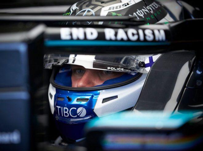 ボッタス、ギヤボックストラブルで走行切り上げ「原因は調査中」とチーム:メルセデス F1オーストリアGP金曜