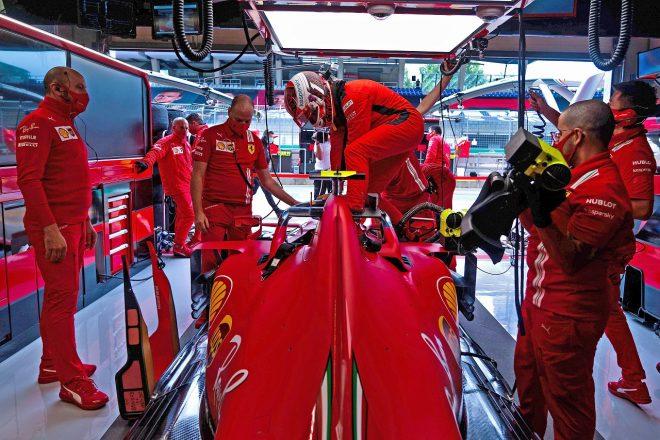 ルクレール「予想以上によくない。パッケージ全体のアップグレードが必要」フェラーリ F1オーストリアGP金曜