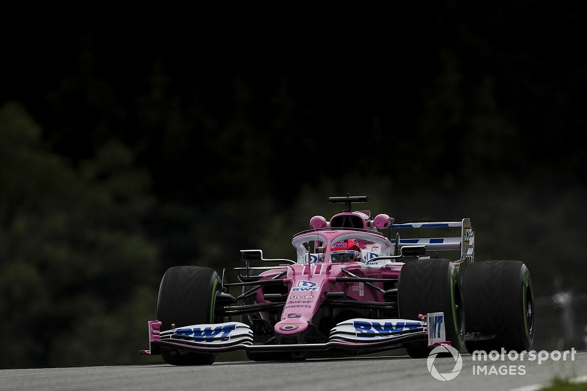 F1オーストリアFP2:メルセデス2台にレーシングポイントのペレスが続く。レッドブル・ホンダ勢は振るわず