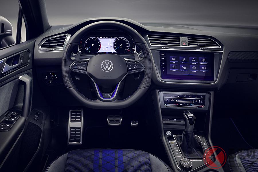 VW新型「ティグアン」世界初公開! スポーツモデル「R」やPHEVも登場