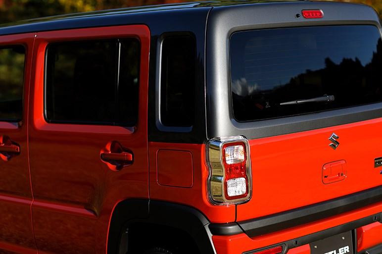 新型ハスラー発表。スクエアなスタイルに先進安全装備でまた売れそう