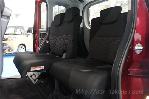 【ソリオよりも快適!?】トヨタ タンク/ルーミーの後部座席レビュー