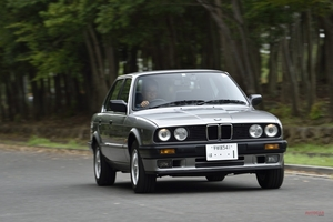 「六本木のカローラ」 BMW 320i(E30) 後編 乗ってわかるアナログっぽさ