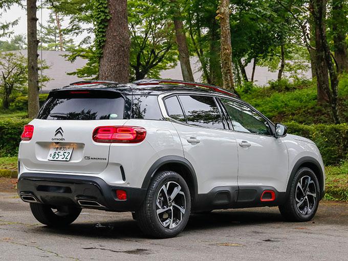 【試乗】新型 シトロエン C3エアクロスSUV/C5エアクロスSUV│守り抜く哲学を体現する車
