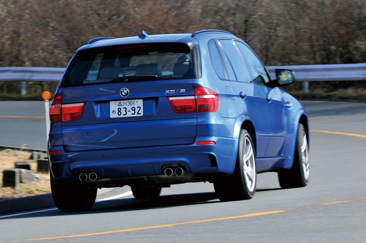 """【BMW Mの系譜(12)】X5 M/X6 Mの登場で大きく広がった""""Mの世界""""、SUVでも味わえる超高性能が嬉しい"""