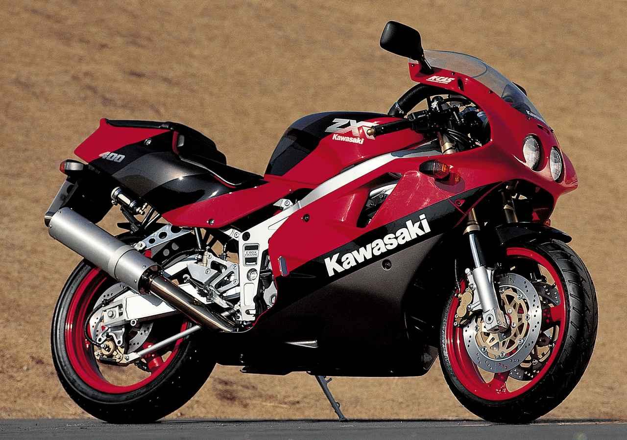 【プレイバック80's】「Kawasaki ZXR400」カワサキが本当に作りたかったレーサーレプリカ(1989年)