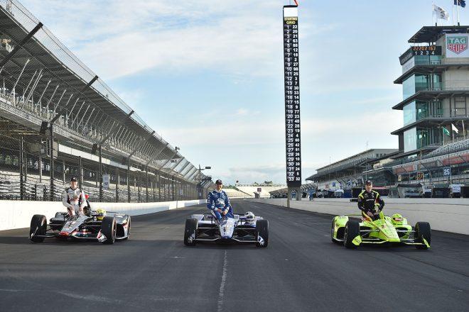 予選スピード差は史上最少の33台が争う第103回インディ500。勝負のポイントは状況変化の対応力