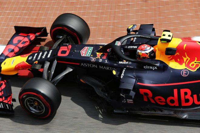 ガスリー、ジョビナッツィが3グリッド降格/F1第6戦モナコGPグリッド
