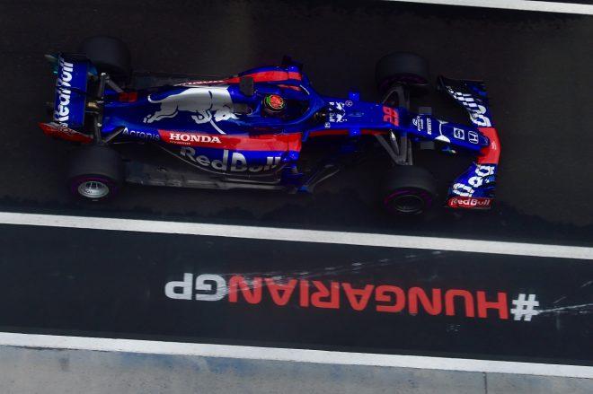 ホンダ田辺TD「2台トップ10入りは素晴らしい結果。パワーユニットの面でも難コンディションに適切な対応ができた」:F1ハンガリーGP土曜