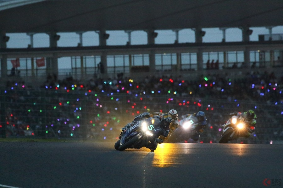 キアヌ・リーブスも注目!? 世界最大級のバイクレース「鈴鹿8耐」とは