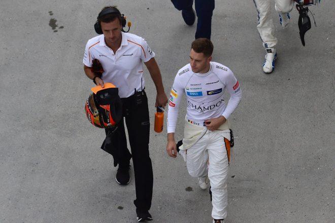 バンドーン「Q1落ちは単に走行タイミングが悪かったせい。速さはあると感じていた」:F1ハンガリーGP土曜