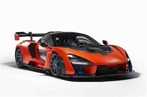 マクラーレンからセナの名を冠するモデルが登場 価格は約1億1360万円