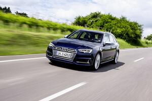 アウディ S4/S4アバントをフルモデルチェンジ、新開発V6エンジン搭載