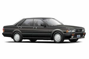 一世を風靡した日産の名車ラインアップ登場! テンション高まるアオシマの模型はアツ~い旧車勢揃い!