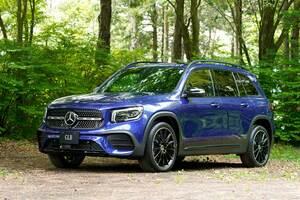 メルセデスの新世代SUV、7人乗りの「GLB」と新型「GLA」が日本導入!