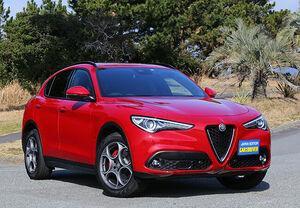 「新型モデル試乗」名門アルファロメオのSUV、ステルヴィオのディーゼルとスポーツパッケージの相性を探った!
