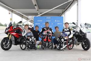 車椅子ライダーがサーキットを走った!! 『Side Stand Project』走行体験会で見たその活動とは?